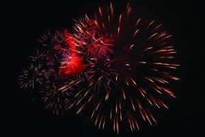 Dunstable Fireworks Display
