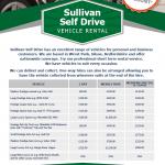 Sullivan Self Drive, Bedfordshire