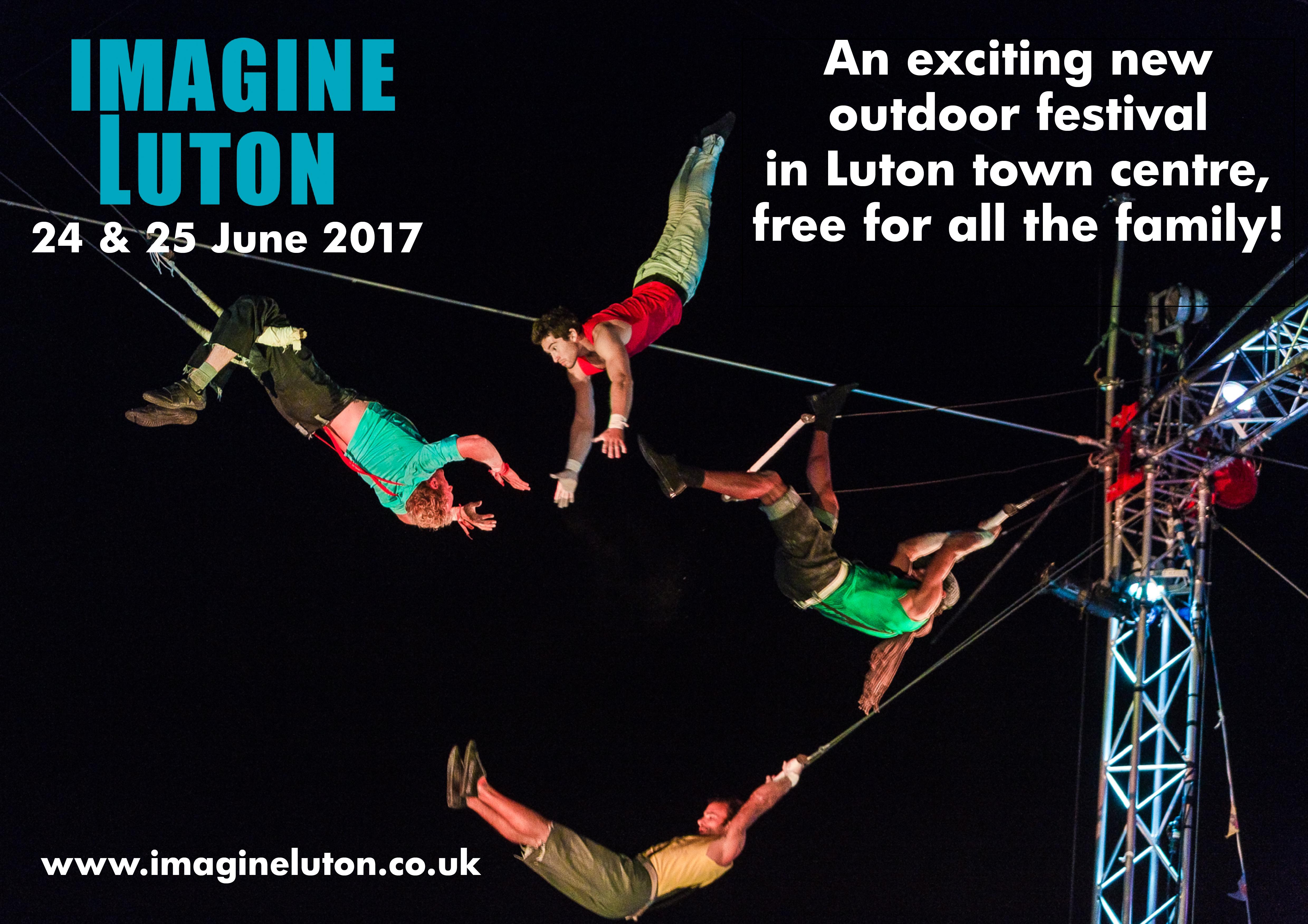 Imagine Luton Festival